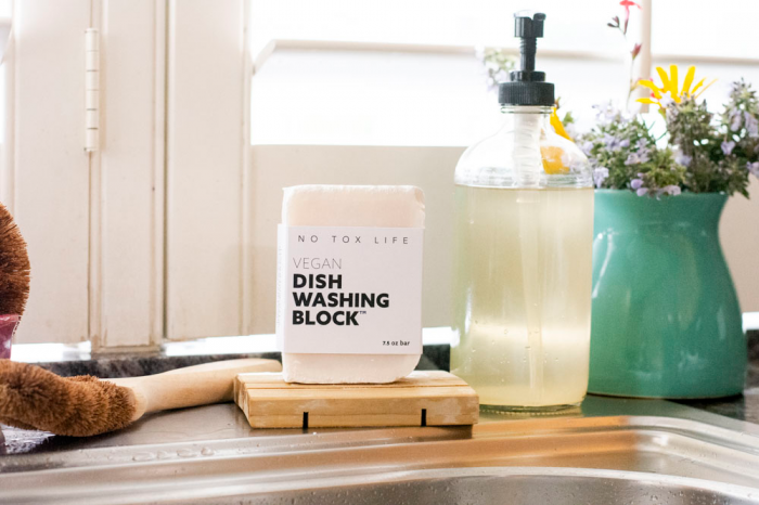 no tox zero waste dish washing soap